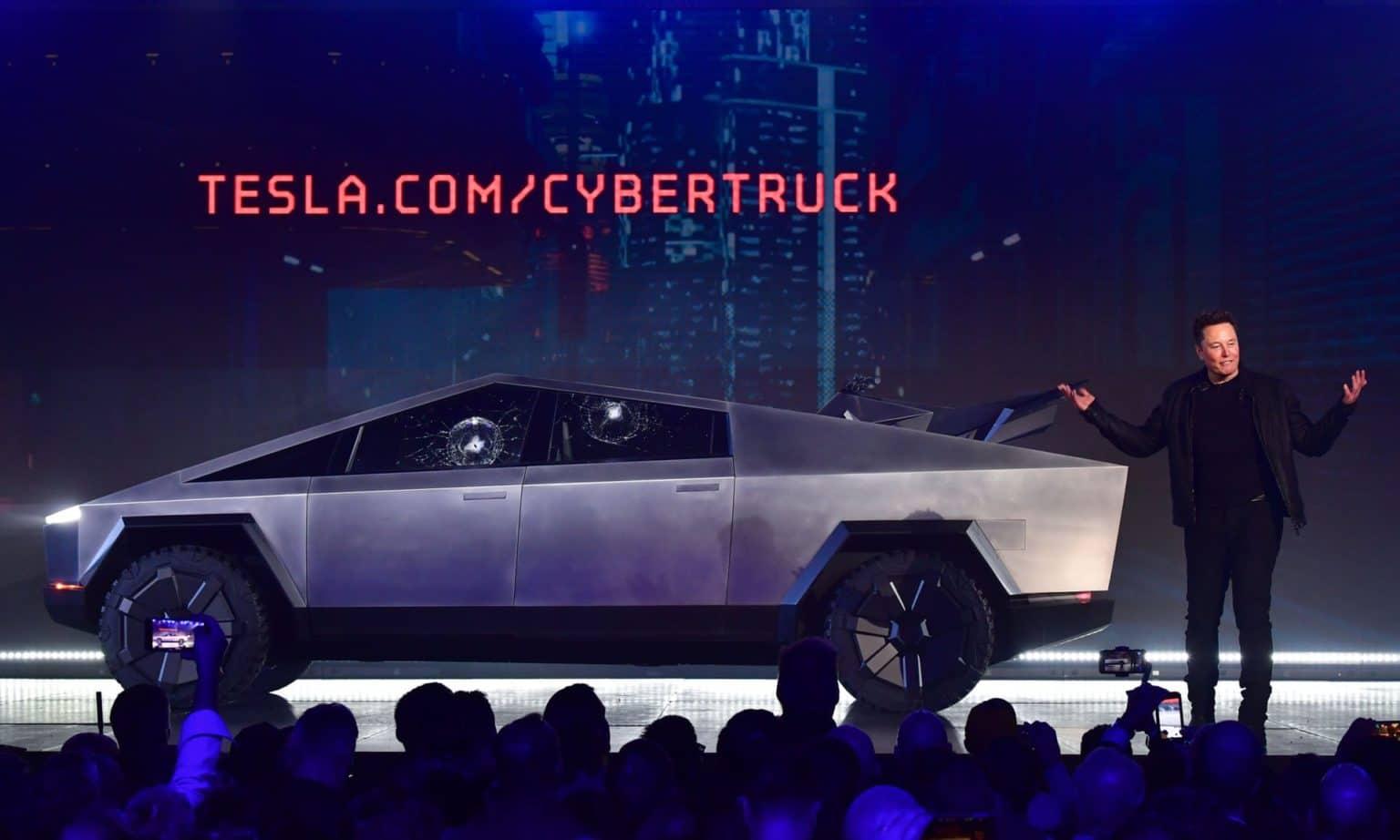 ,,Cybertruck'' - ტესლას პირველი ელექტრო პიკაპი